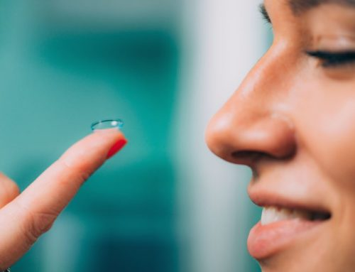 Todo lo que debes saber sobre lentes de contacto y Covid-19